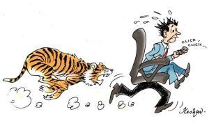 I didn't like the article, but the accompanying cartoon by Keshav was pretty wonderful!